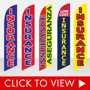 low-cost-insurance-advertising-feather-flags-for-brokers