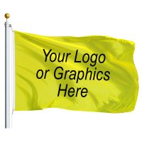 Custom 3×5 Double Sided Flag Blowout SALE!  Only $79.99!