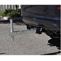 Tow-hitch for Feather Flag Pole Kit