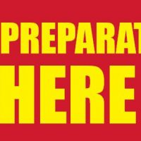Tax Preparation Here  Sign Banner 4X8